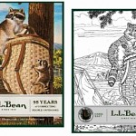 L.L. Bean Catalog Covers