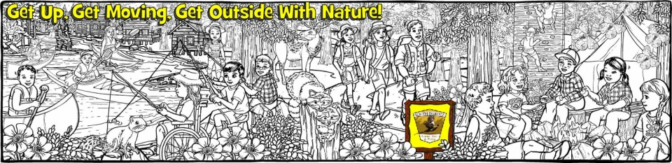 Get Outside With Nature - 1604