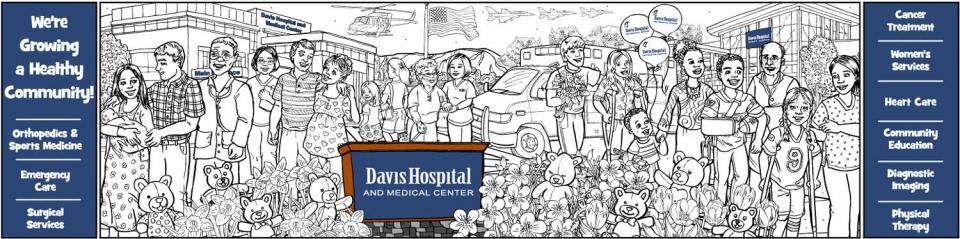 Davis Hospital - 1612