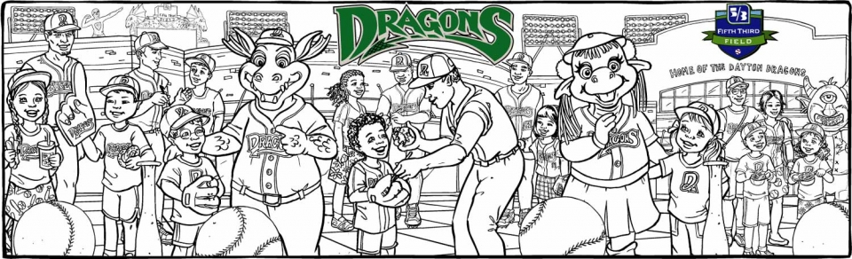 Dayton Dragons - 1521