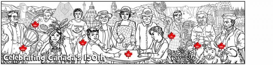 Celebrate Canada's 150th - 3339