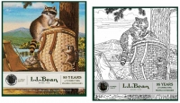 L.L. Bean Catalog Covers