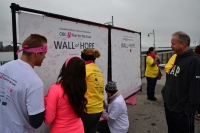 "102 Custom Stands for CIBC ""Wall of Hope"" Activation"
