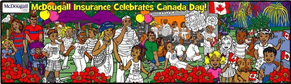Canada Day Lake - 1587