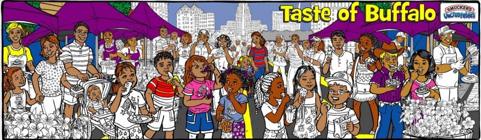 Taste of Buffalo - 1605