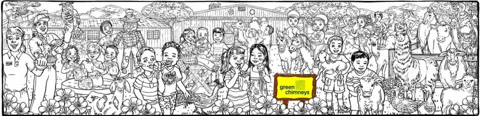Green Chimneys - 1575